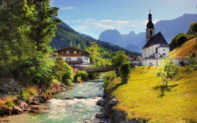 Wunderbare Nationalparks in Deutschland